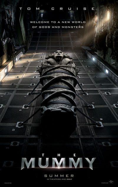 The Mummy Teaser Poster