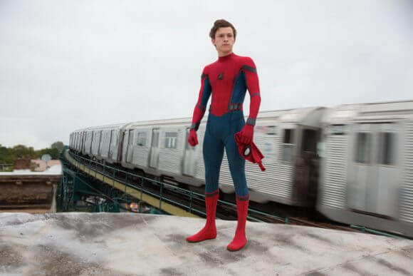 Spider-Man: Homecoming star Tom Holland