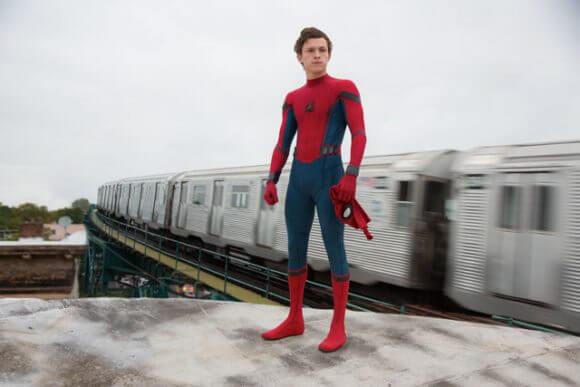 Spider-Man: Homecoming star Tom Holland