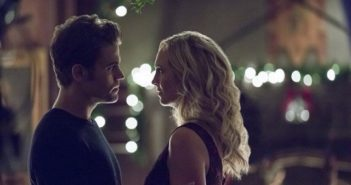 Vampire Diaries Season 8 Episode 7 Paul Wesley and Candice King