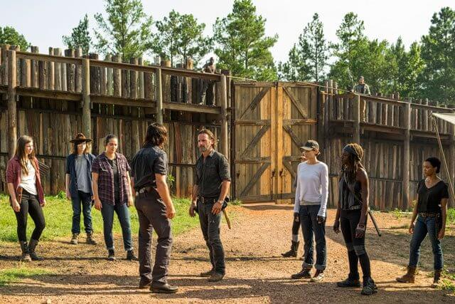 Walking Dead Season 7 Episode 8