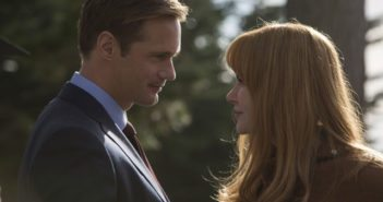 Golden Globes nominee Big Little Lies stars Alexander Skarsgard and Nicole Kidman
