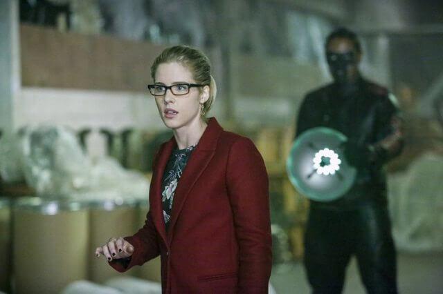 Arrow Season 5 Episode 10 Emily Bett Rickards