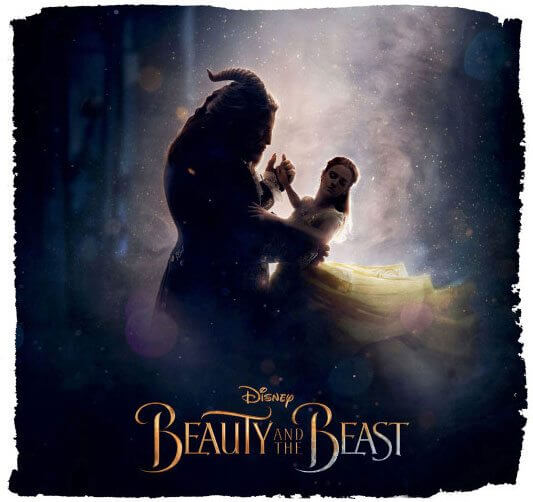 Beauty and the Beast Soundtrack with Ariana Grande, John Legend