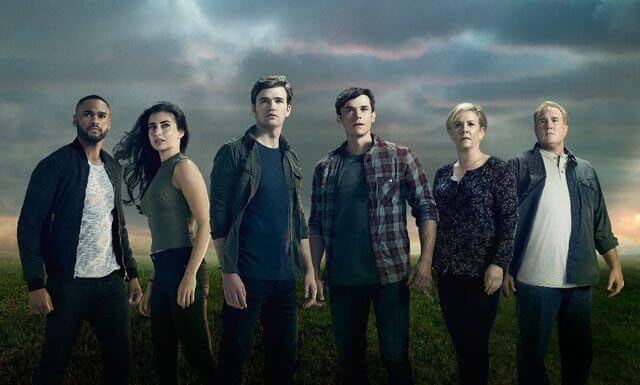 Beyond TV Series Cast