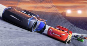 Cars 3 Racing Scene