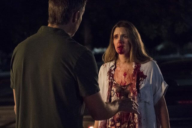 Santa Clarita Diet Timothy Olyphant and Drew Barrymore