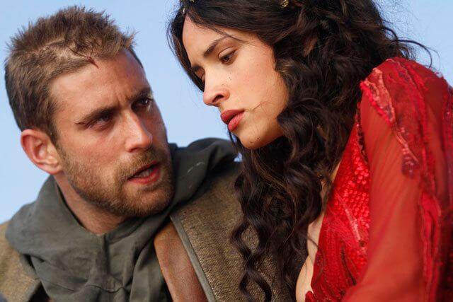 Emerald City Season 1 Episode 3 Oliver Jackson Cohen and Adria Ariona