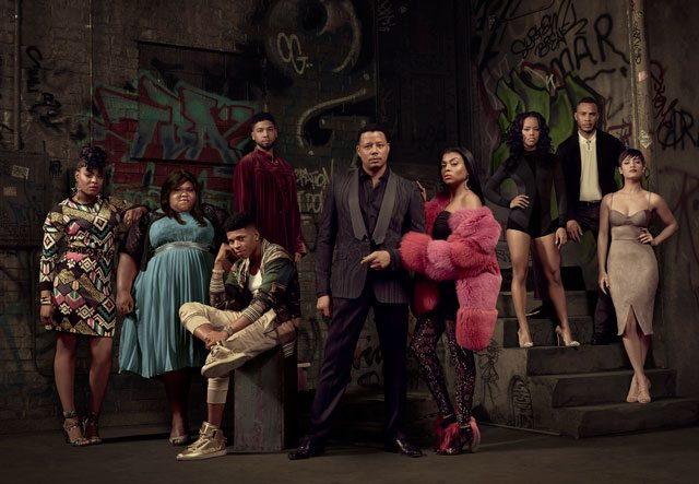 Empire TV Series Cast