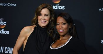 American Crime stars Felicity Huffman and Regina King