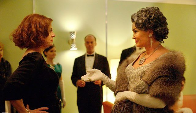 Feud stars Susan Sarandon and Jessica Lange