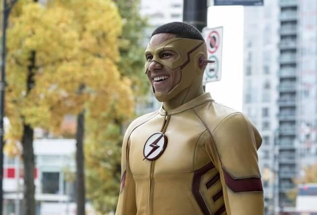 The Flash season 3 episode 10