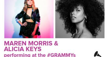 Grammys Alicia Keys and Maren Morris