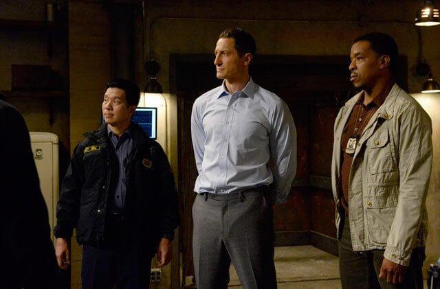 Grimm Season 6 Episode 2 Wu, Renard and Hank