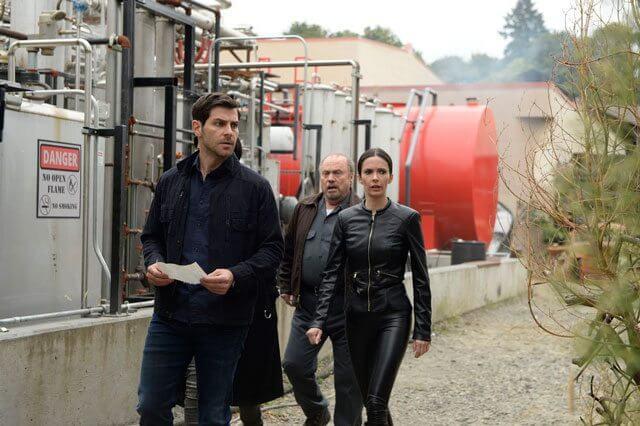 Grimm Season 6 Episode 2 David Giuntoli and Bitsie Tulloch