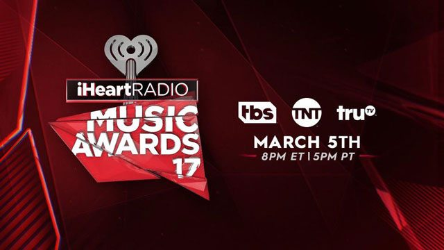 iHeartRadio Music Awards 2017 Logo