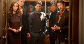 The Librarians cast photo