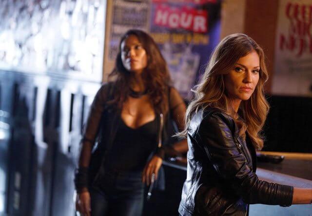 Lucifer season 2 episode 12 Tricia Helfer