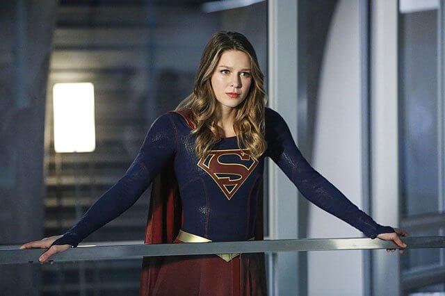 Supergirl star Melissa Benoist