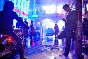 Mute star Alexander Skarsgard