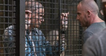 Fox's Prison Break stars Wentworth Miller and Dominic Purcell