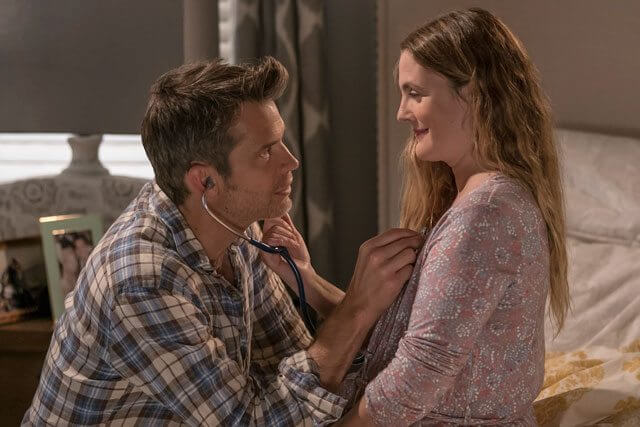 Santa Clarita Diet Drew Barrymore and Timothy Olyphant