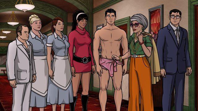 Archer Characters Photo Season 7