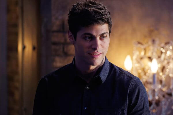 Shadowhunters season 2 episode 4 Matthew Daddario
