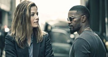 Sleepless stars Jamie Foxx and Michelle Monaghan