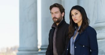 Sleepy Hollow Season 4 Episode 1 Tom Mison and Janina Gavankar