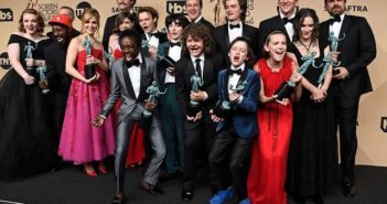 Stranger Things SAG Awards 2017
