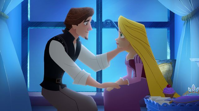 Tangled: The Series with Mandy Moore and Zachary Levi