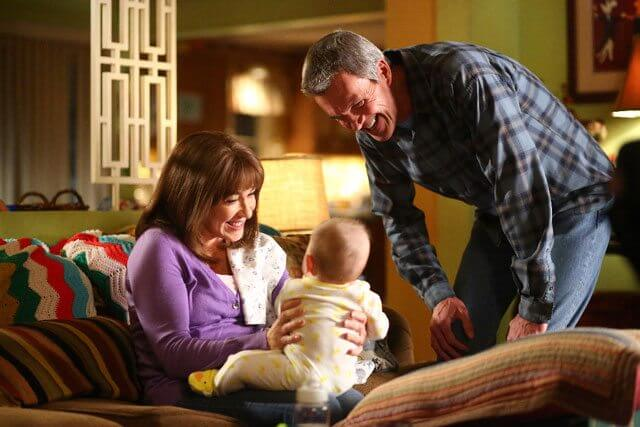 The Middle stars Patricia Heaton and Neil Flynn