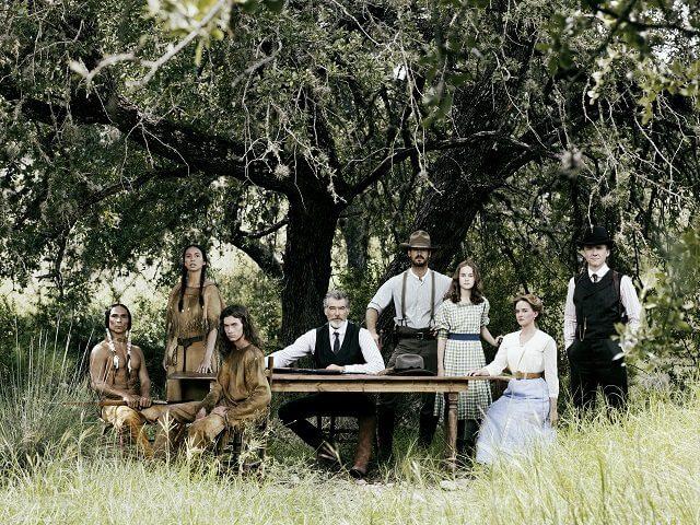 The Son Cast Photo Season 1