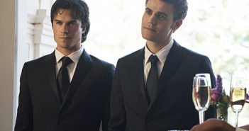 Vampire Diaries Season 8 Episode 9 Ian Somerhalder and Paul Wesley