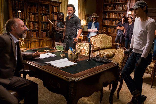 The Walking Dead season 7 episode 9