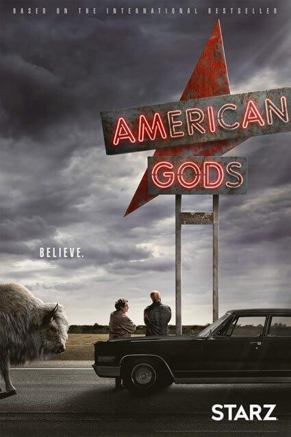 American Gods season 1 poster