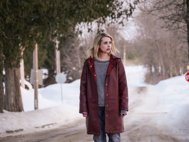 The Blackcoat's Daughter star Emma Roberts