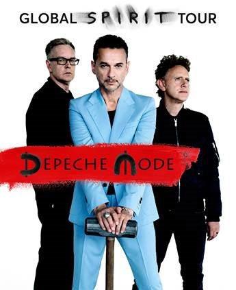 Depeche Mode 2017 Tour