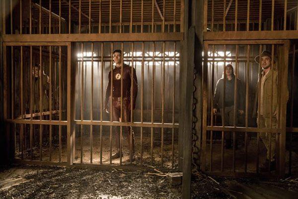 The Flash Season 3 Episode 13