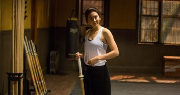 Iron Fist star Jessica Henwick