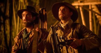 The Lost City of Z stars Robert Pattinson and Charlie Hunnam