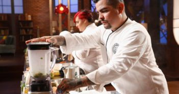 Masterchef Judge Aaron Sanchez