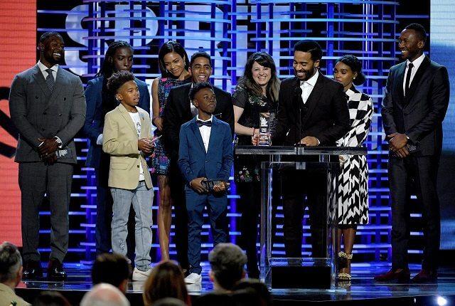Spirit Award Winners Moonlight Cast