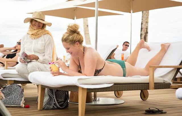 Snatched stars Goldie Hawn and Amy Schumer