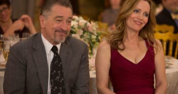 The Comedian stars Robert De Niro and Leslie Mann