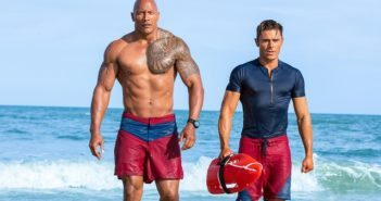 Baywatch stars Dwayne Johnson and Zac Efron