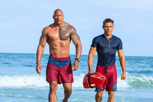Red-Band BAYWATCH Trailer Has 100% More Swearing, 100% More Alexandra Daddario