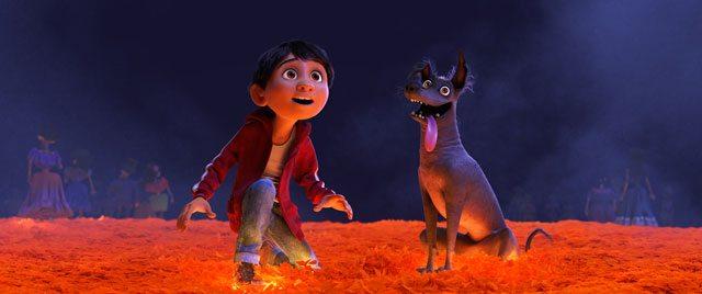 Coco animated movie photo