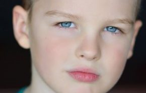 Iain Armitage Stars in Young Sheldon